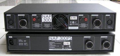 Усилитель мощности Naim NAP 300 DR + 300 PS