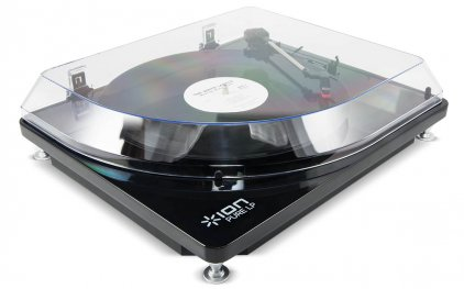 Проигрыватель винила ION Audio Pure LP white