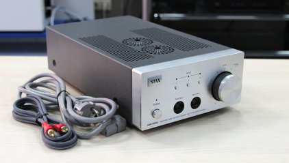 Stax SRM-006tS Driver unit (ламповый)