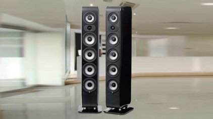 Boston Acoustics M350 black