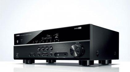 AV ресивер Yamaha RX-V379 black
