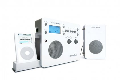 Tivoli Audio Songbook white (SBWHT)