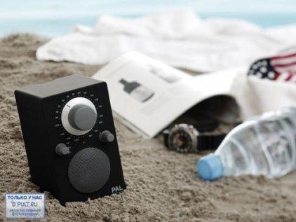 Радиоприемник Tivoli Audio Portable Audio Laboratory basic black/silver