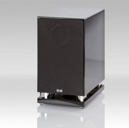 ELAC BS 403 high gloss black