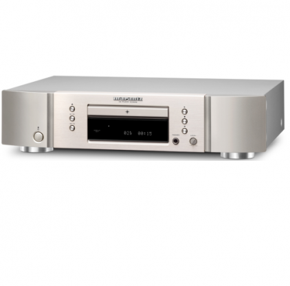 Marantz CD5005 silver/gold