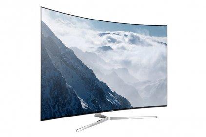 LED телевизор Samsung UE-49KS9000