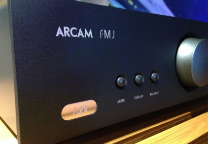 Arcam FMJ A29 Black
