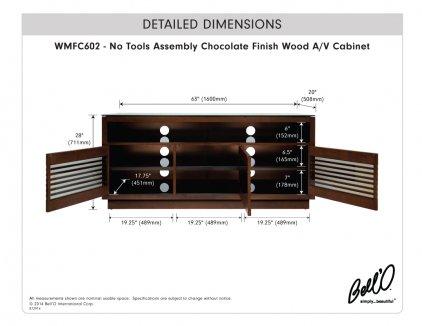 Подставка Bello WMFC-602