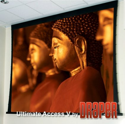"Draper Ultimate Access/V HDTV (9:16) 269/106"" 132х234 HDG"