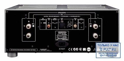 Усилитель мощности Onkyo M-5000R black