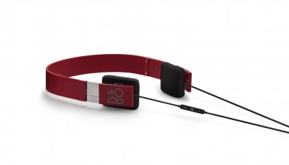 Наушники Bang & Olufsen Form 2i red