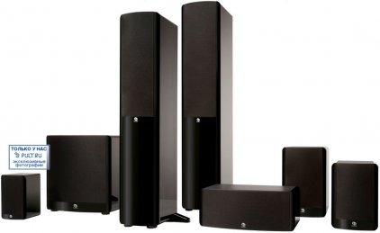 Boston Acoustics ASW250 gloss black