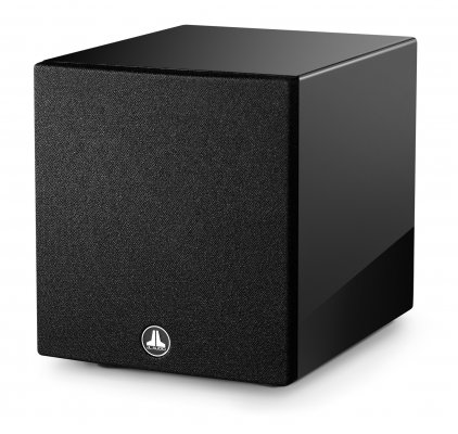 JL Audio Dominion d108 Black Ash