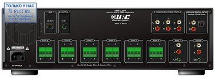 Мультирум усилитель Universal Remote Control DMS-1200
