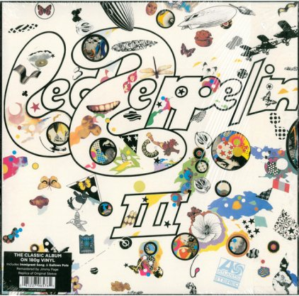 Led Zeppelin LED ZEPPELIN III (Remastered/180 Gram)
