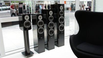 Напольная акустика Dynaudio Focus 380 black