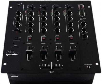 Микшер Gemini PS4 DJ