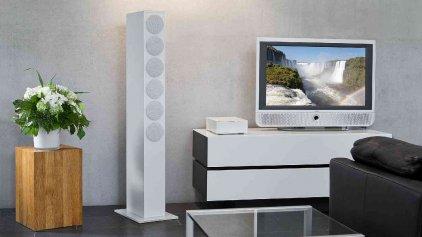 Напольная акустика Revox G Prestige White
