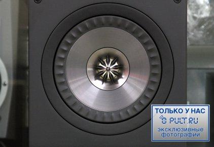 Напольная акустика KEF Q500 black oak vinyl