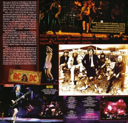 AC/DC LIVE (Remastered/180 Gram/Special Collector's Edition)