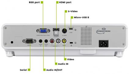 Проектор Casio XJ-M141