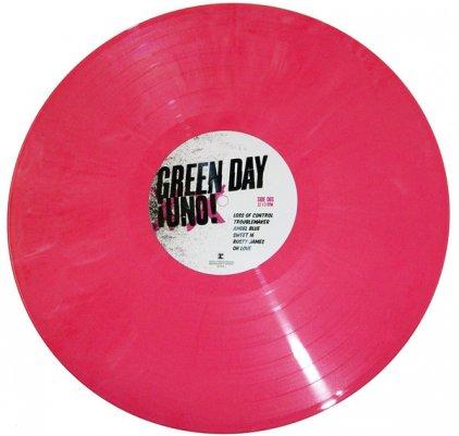 Виниловая пластинка Green Day UNO!