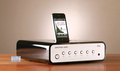 Peachtree Audio iDAC
