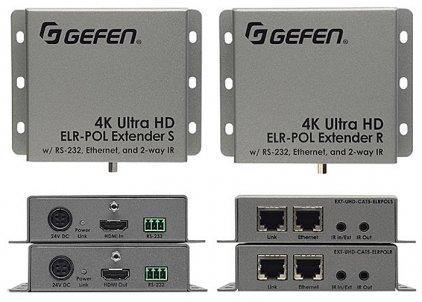 Gefen EXT-UHD-CAT5-ELRPOL