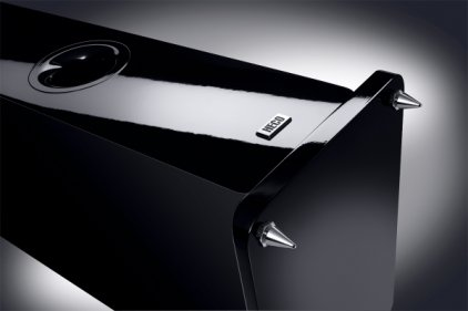 Heco Music Colors 200 high gloss black (пара)