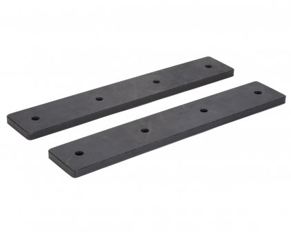 RCF AC SLED56 Нейлоновые салазки для TTS56, 4 шт.