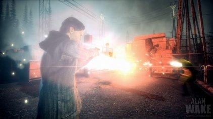 Microsoft Игра для Xbox360 Alan Wake (RUS)