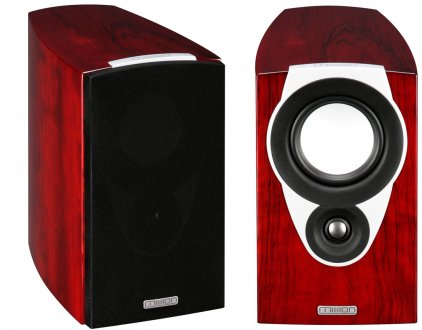 Mission SX-1 veneer cherry