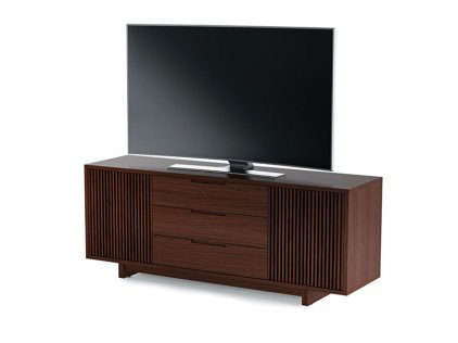 Подставка под телевизор BDI Vertica 8558 walnut