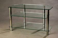 MD 512 slim серебристый/прозрачное стекло