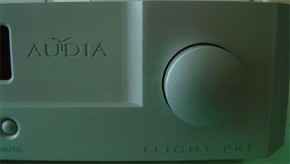 Audia Flight Pre MK3 silver