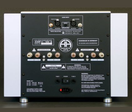 Accustic Arts AMP II MK-2 black