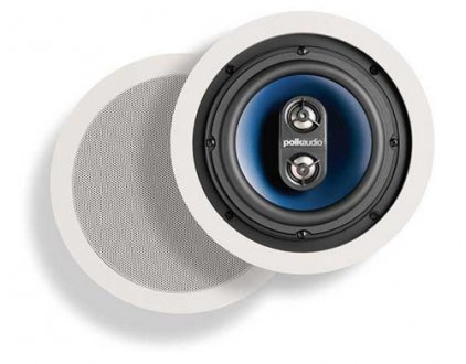 Polk Audio RC-6S white