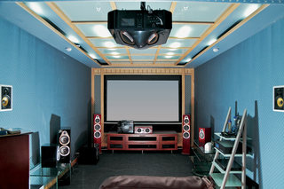 "Euroscreen One Electric Video (4:3) 84"" 170x127.5cm GreyLight"