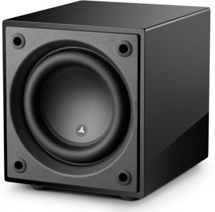 JL Audio Dominion d108 Black Gloss