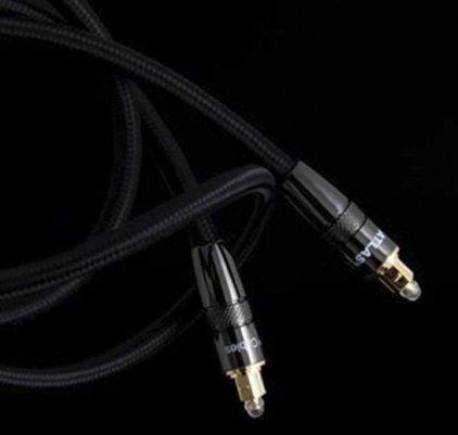 Кабель межблочный аудио Atlas Mavros Glass Fibre Optic 0.5m
