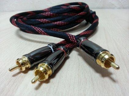 MT-Power SUBWOOFER CABLE DIAMOND 8.0m