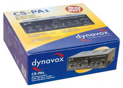 Стереоусилитель Dynavox CS-PA1 MK silver