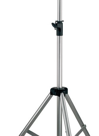 Proel Proel SPSK300AL - Стойка под колонку тренога,1,5-2,2м, до 70 кг, диаметр штанги 35 мм, цвет алюминий