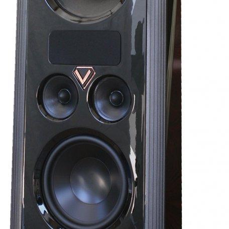 Legacy Audio V olive ash burl