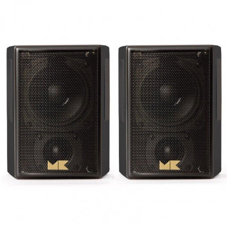 MK Sound M4T black (Pair)