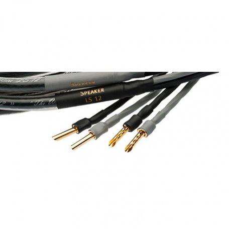 Silent Wire LS12 mk2, black, 2x2.5m