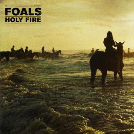 Foals HOLY FIRE (180 Gram)