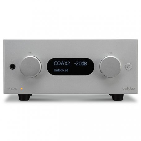 AudioLab M-DAC+ Silver
