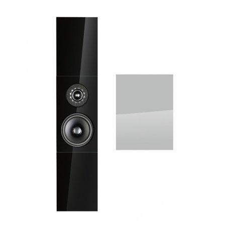 Audio Physic CLASSIC OnWall -Glass White Aluminium (RAL9006) High Gloss