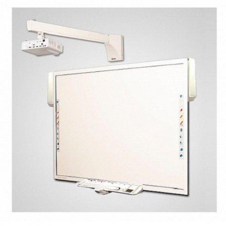 Optoma X308STe + TRIUMPH BOARD 78 MULTI Touch10 + Wize WTH-140 + MT Speakers